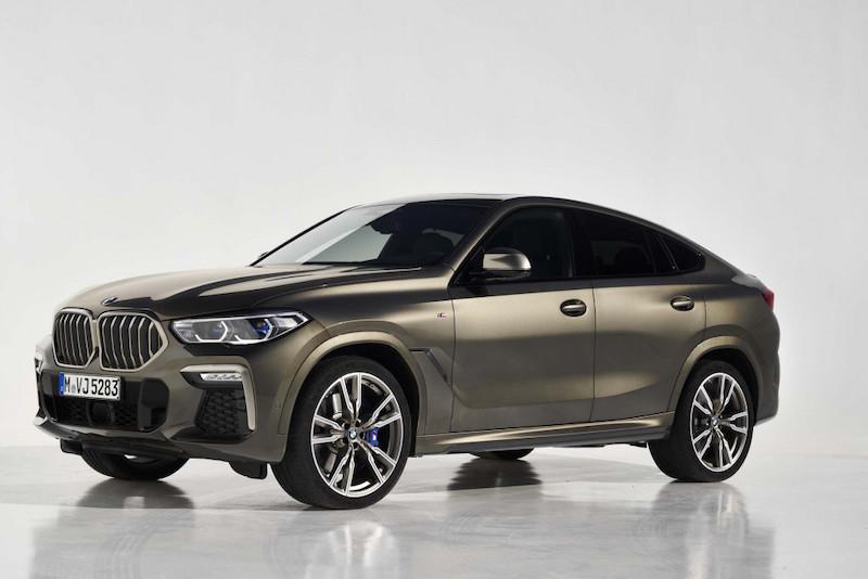 Latest BMW X6 in Kenya