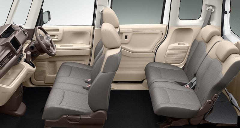 Honda N-BOX Interior Space