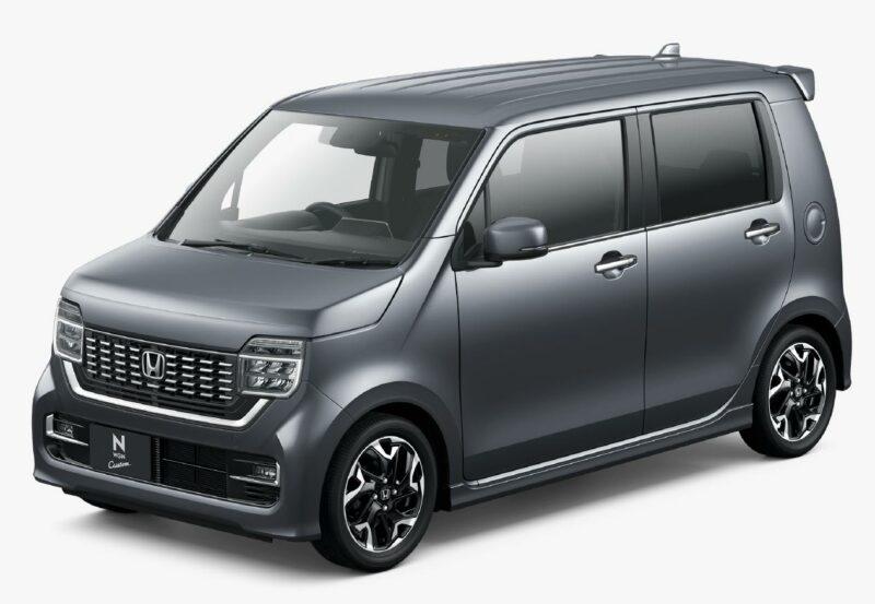 2020 Honda N-WGN