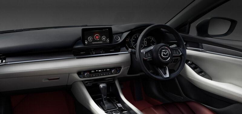 Mazda 6 Interior 2020