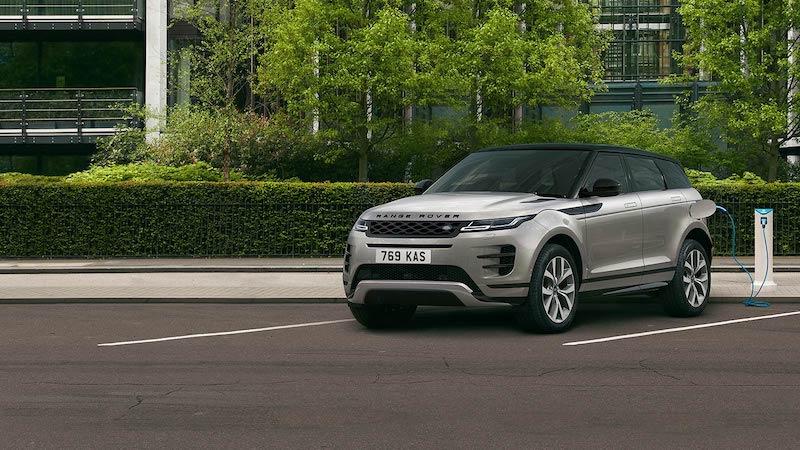 2020 Range Rover Evoque Kenya