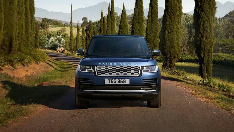2020 Range Rover in Kenya