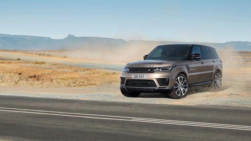 2020 Range Rover Sport Kenya