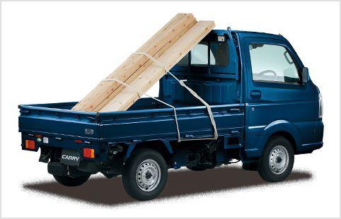 Suzuki Carry Rear