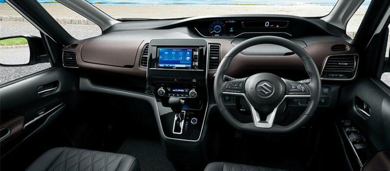 Suzuki Landy Dashboard