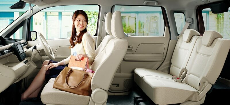 2020 Suzuki Wagon R Interior Space
