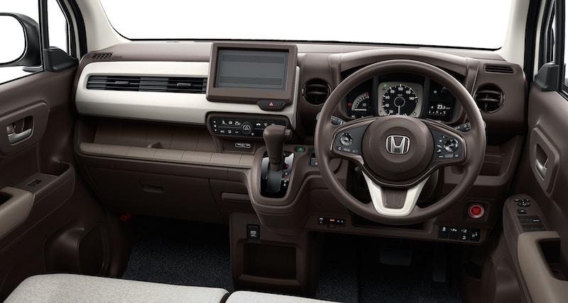 Honda N-WGN Dashboard