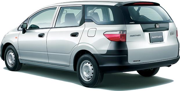 Honda Partner rear