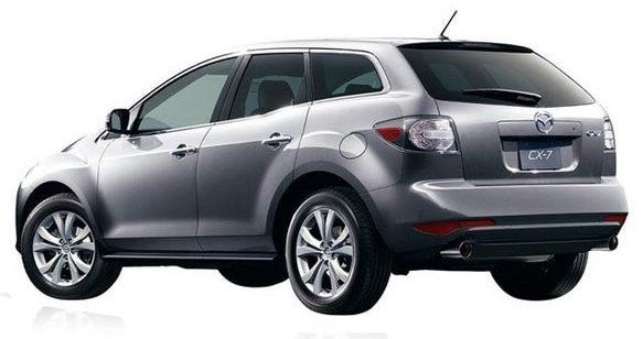 Mazda CX-7 Rear