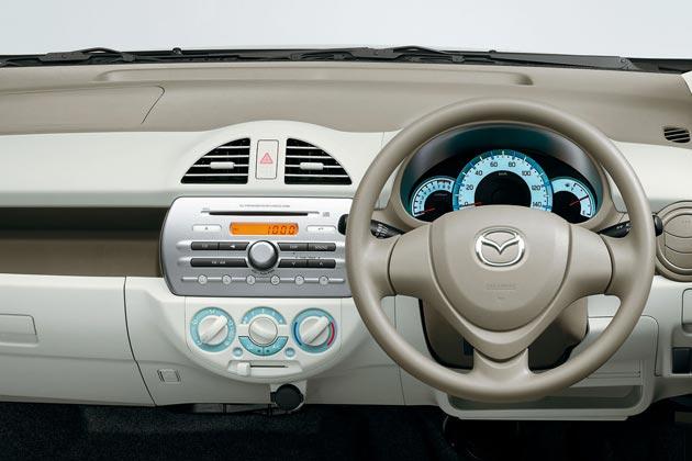 Mazda Carol Dashboard