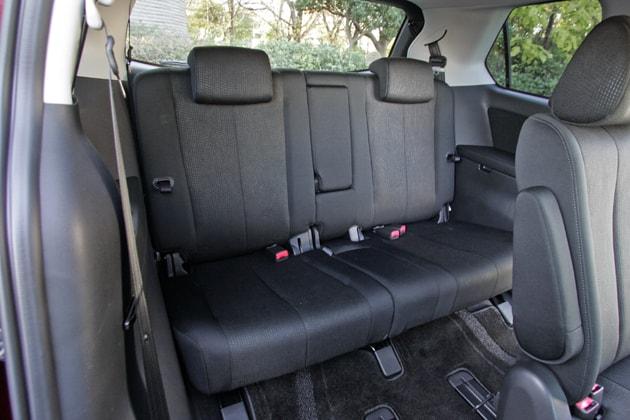 Mazda MPV Third Row