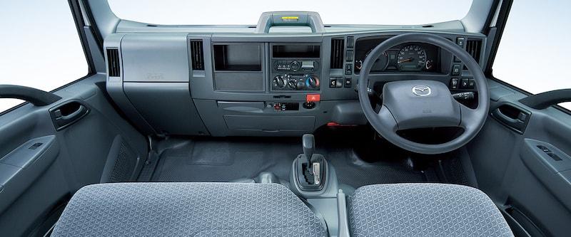 Mazda Titan Dashboard