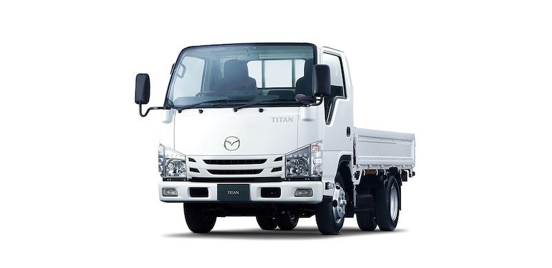 Mazda Titan Truck in Kenya