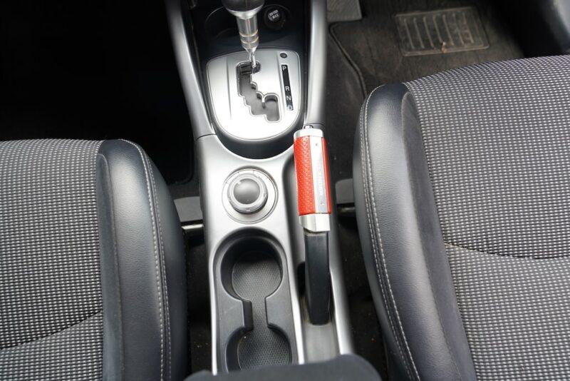 2012 Mitsubishi Outlander Cupholders