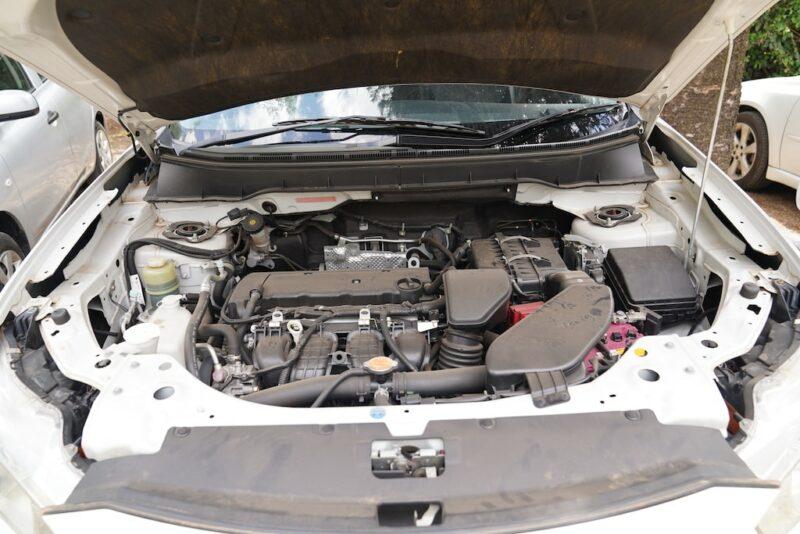 2012 Outlander Engine