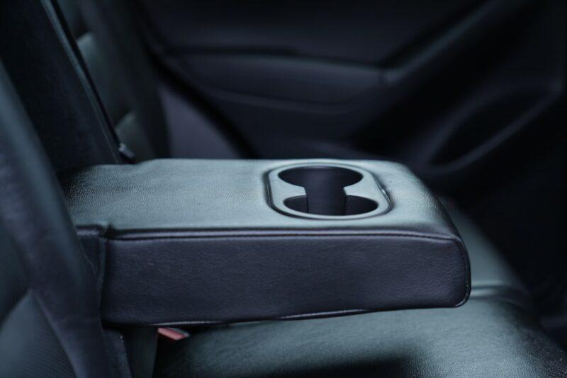 2014 Mazda CX5 Cupholders
