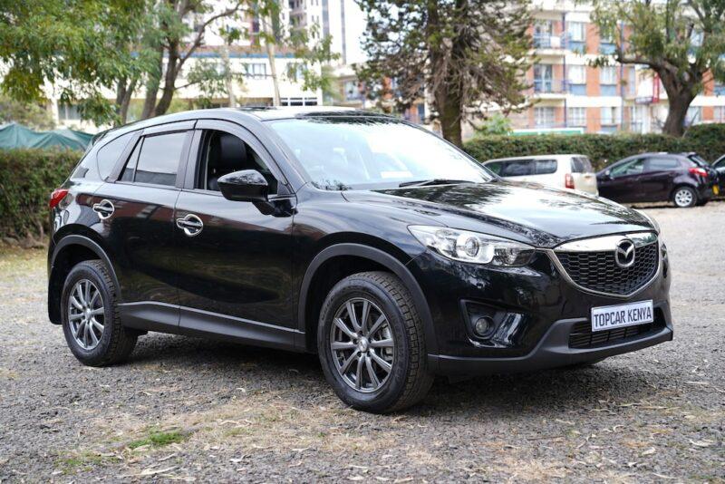 2014 Mazda CX5 in Kenya