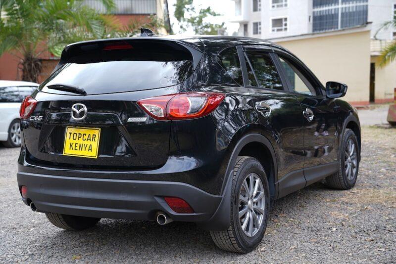 2014 Mazda CX5 Rear