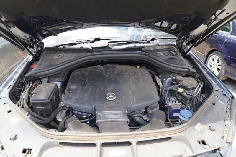2014 M Class Engine