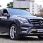 2014 Mercedes M-Class Review