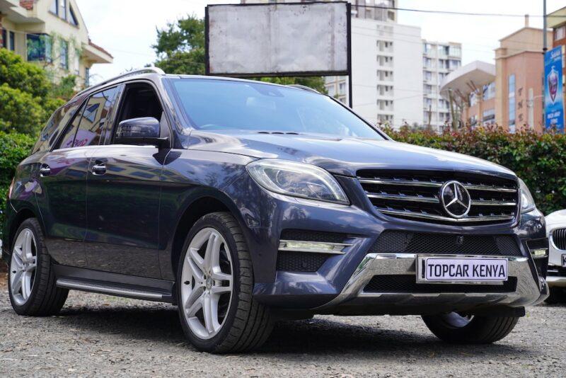 2014 Mercedes M-Class Kenya