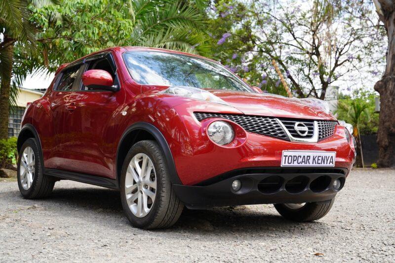 2014 Nissan Juke Kenya