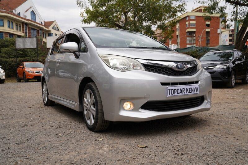 2014 Subaru Trezia Kenya
