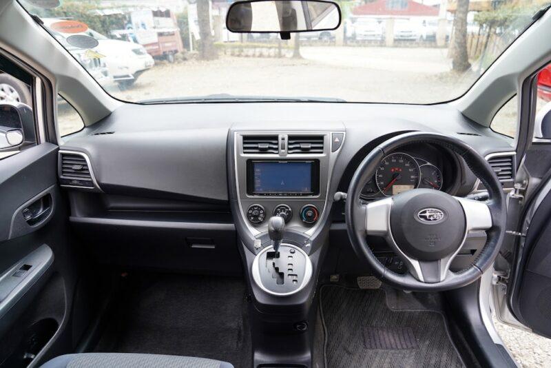 2014 Subaru Trezia Dashboard