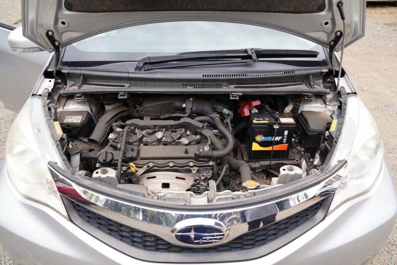 2014 Subaru Trezia Engine