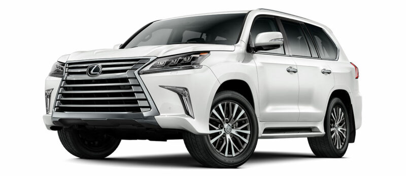 Lexus LX570 for Sale in Kenya