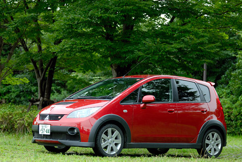 2012 Mitsubishi Colt RALLIART Kenya