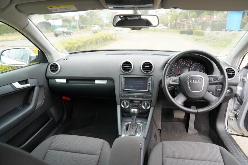 2013 Audi A3 Dashboard