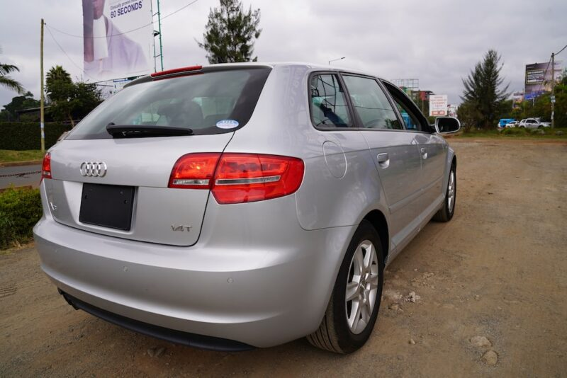 Audi A3 sportsback Kenya