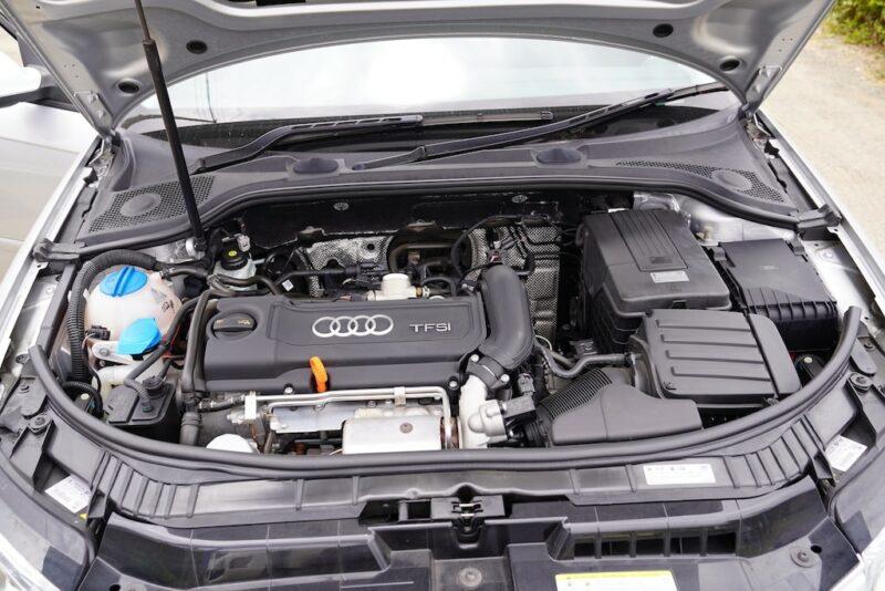 2013 Audi A3 1.4T Engine