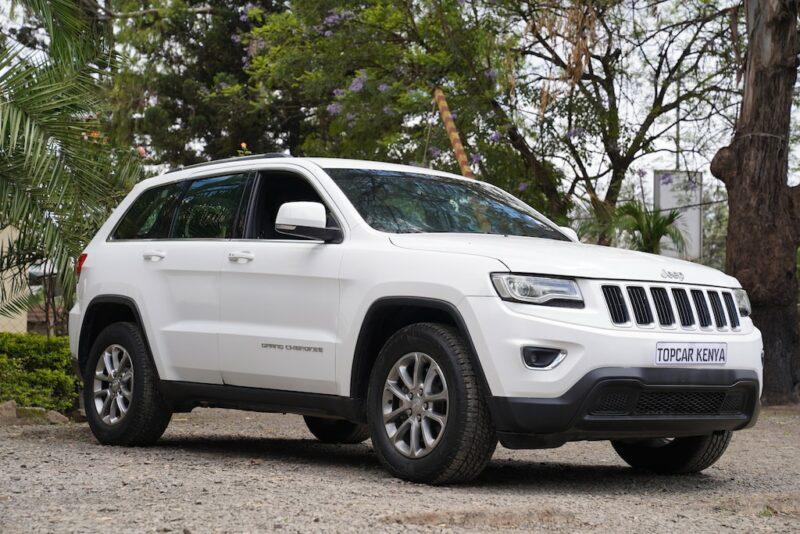 2014 Jeep Grand Cherokee Kenya