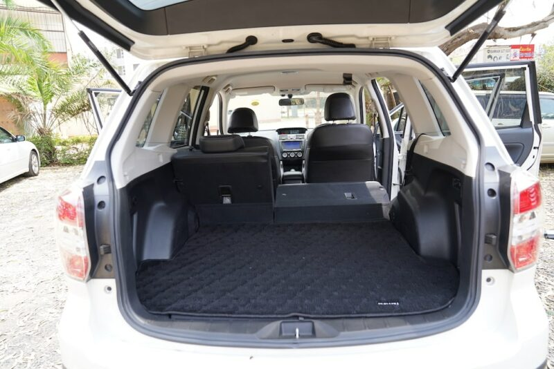 Forester Boot 2