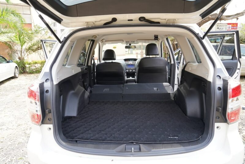 2014 Subaru Forester full boot