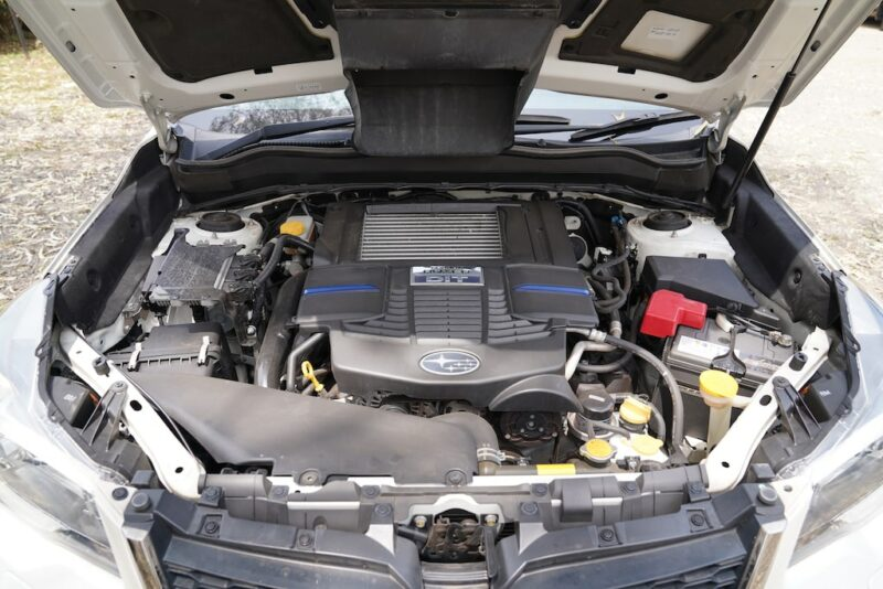 2014 Subaru Forester DIT engine