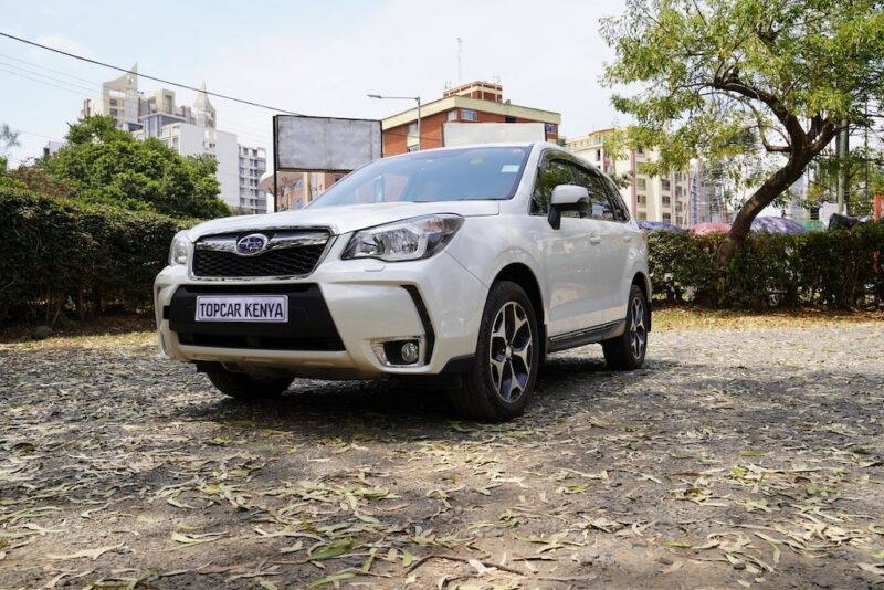 2014 Forester by Topcar