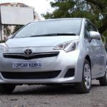 2014 Toyota Ractis Review