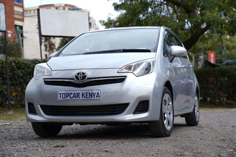 2014 Toyota Ractis
