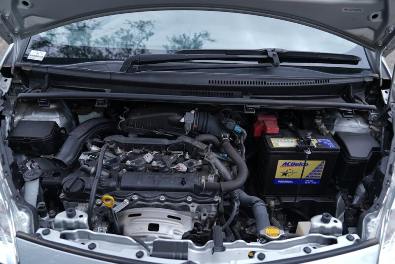 2014 Toyota Ractis Engine