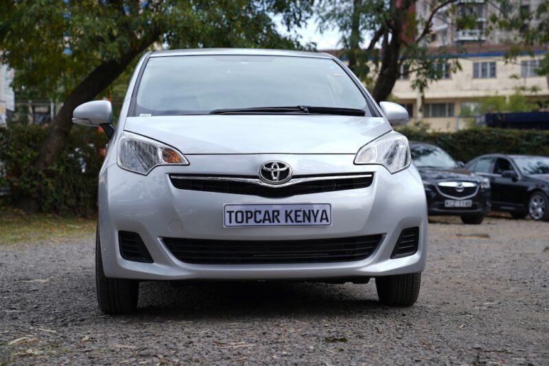 Toyota Ractis clearance