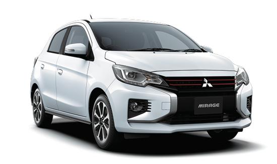 2020 Mitsubishi Mirage Kenya