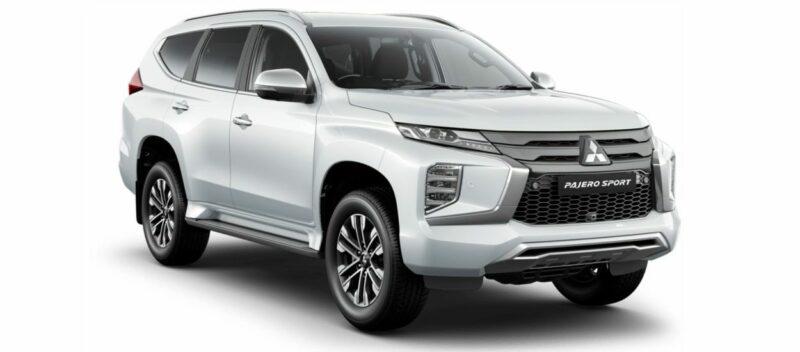 2020 Mitsubishi Pajero Sport Kenya