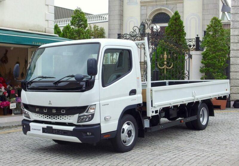 2020 Mitsubishi Canter