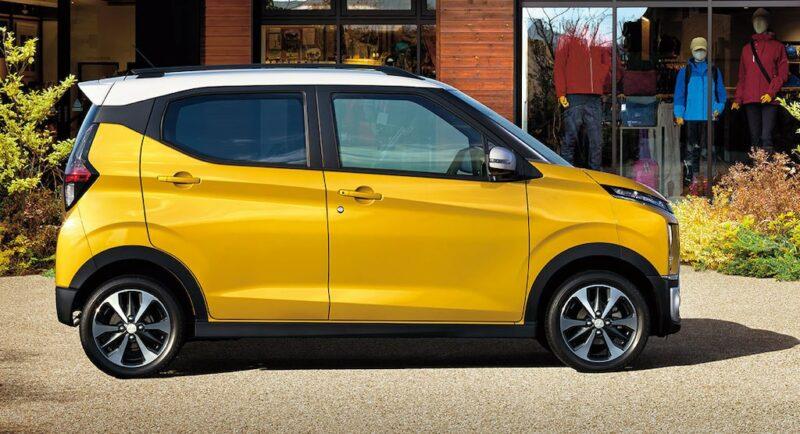 2020 Mitsubishi eK