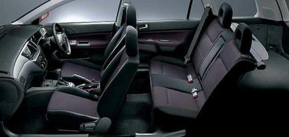 Mitsubishi Lancer Interior
