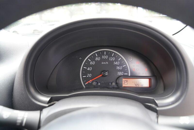 Nissan March Speedometer
