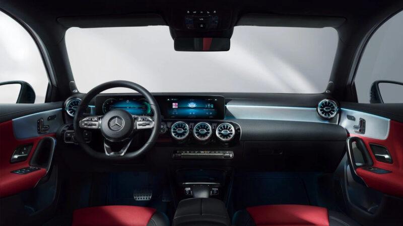 2020 Mercedes A-Class Interior